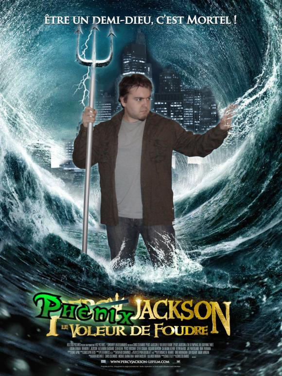 Percy jackson poseidon trident